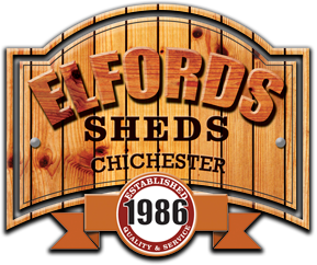 Elfords Sheds Chichester West Sussex Celebrates 30 years of Business