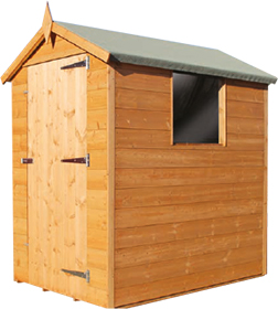 Special Offer Apex Shed